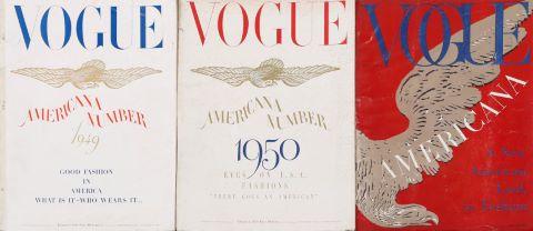 3 magazines, Americana number
