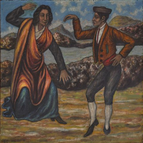 Danse en bord de mer