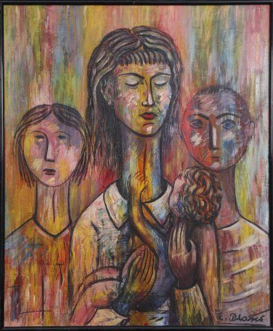 Portraits de famille [3 œuvres]