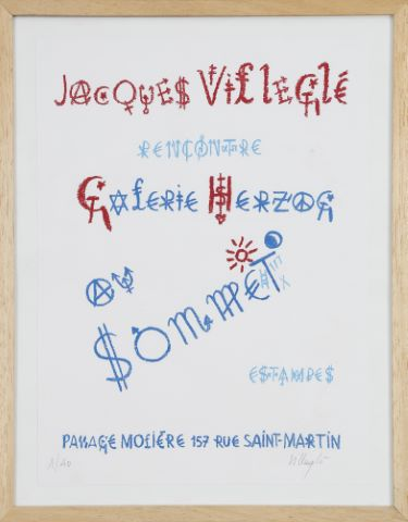 Rencontre au sommet, galerie Herzog