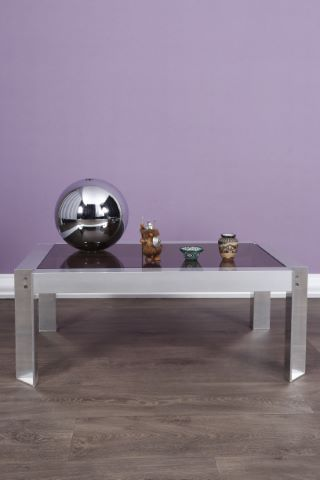 Table basse [+ 4 objets]
