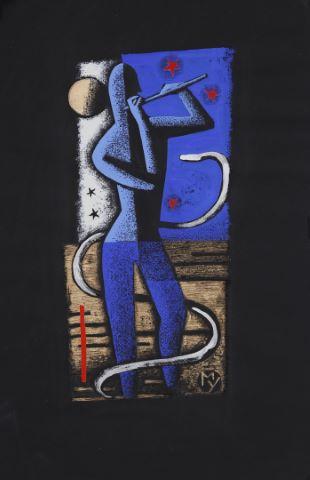 L'Homme à la flûte