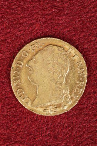 Louis XVI (1774-1792) Louis d'or