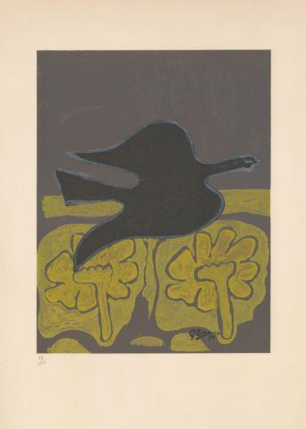 Oiseau, Biennale de Menton