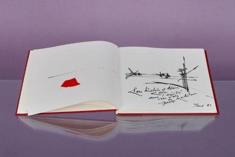 """Catalogue de l'exposition """"Mathieu"""" au Musée de la Poste à Paris"""