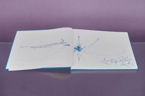 """Catalogue de l'exposition """"Mathieu"""" au Palais des Papes d'Avignon"""