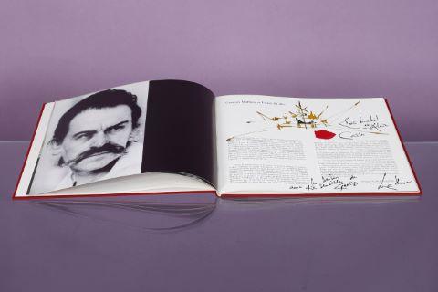"Catalogue de l'exposition ""Les Mathieu de Mathieu"" au Casino-Kursaal Oostende"