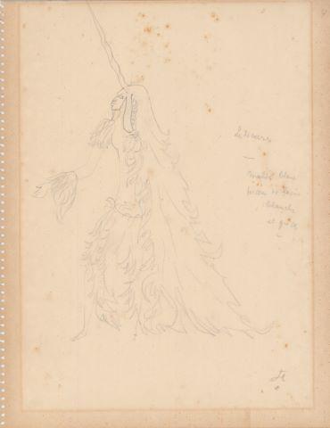 La Dame à la Licorne, la Licorne