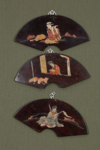 7 pièces décoratives