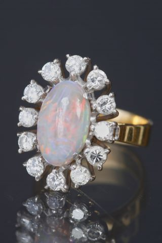 Bague de cocktail