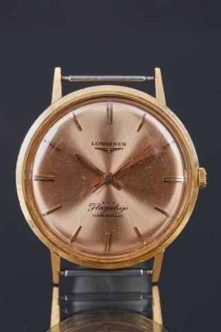 Montre bracelet d'homme, modèle Flagship