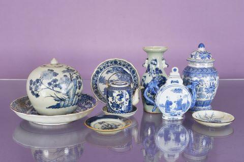 Ensemble de porcelaines