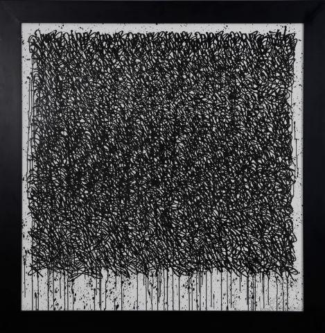Graffiti (Collection Noir et Blanc)
