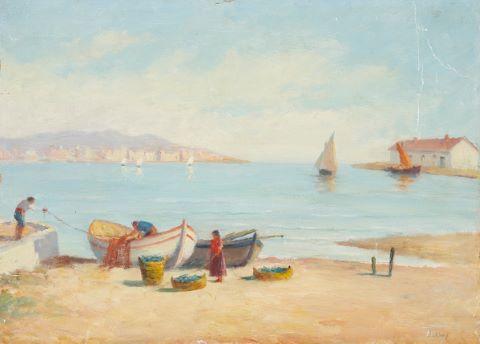 Paysages méditerranéens [2 œuvres]