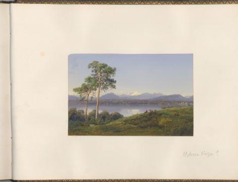 Liber ou album amicorum de Victorine Séjourné (1828-1907)