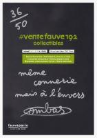 #VenteFauve192 • Collectibles