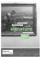 Vente signature de février