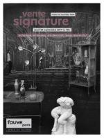 Vente signature de septembre