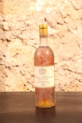 1 bouteille 1972