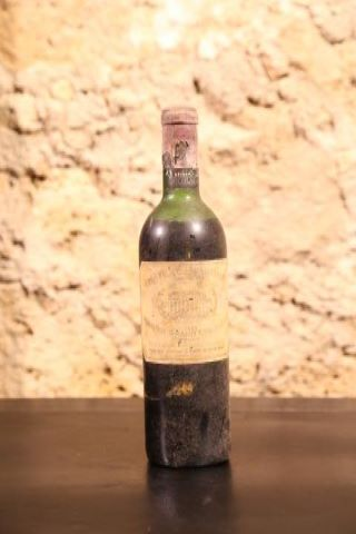 1 bouteille 1971