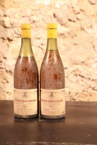 2 bouteilles 1967