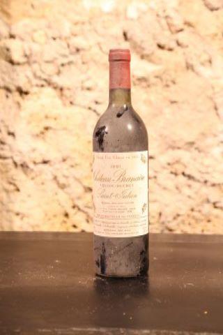 12 bouteilles 1981