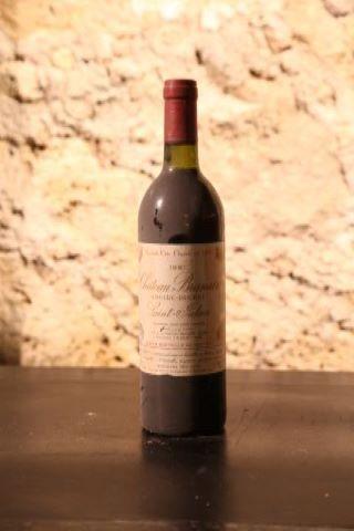 4 bouteilles 1981