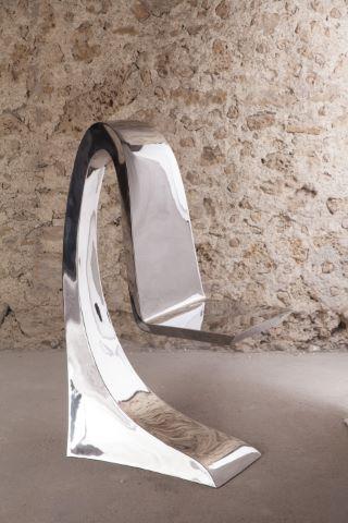 Chaise sculpture Requin