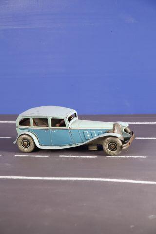 Coupé limousine