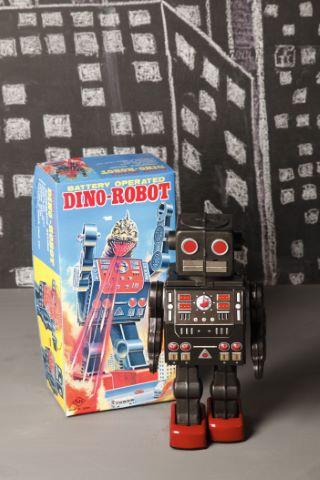 Metamorph Dino Robot
