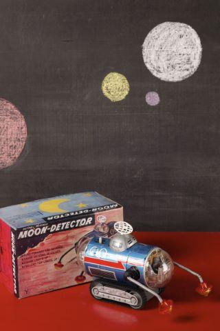Moon detector