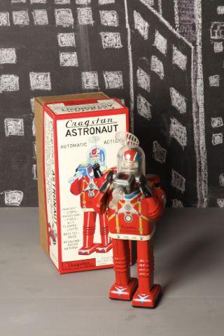 Astronaut Space Conqueror