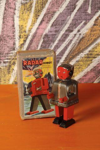 Radar Robot
