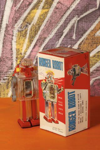 Ranger Robot