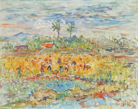 Angkama Secadipraja (1913-1984)