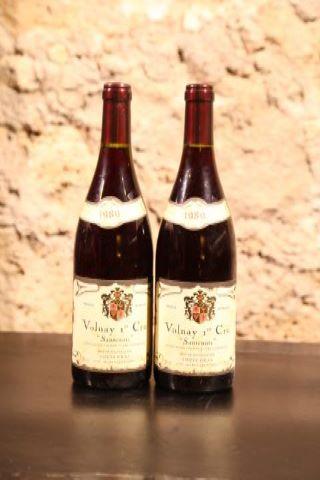 2 bouteilles 1989