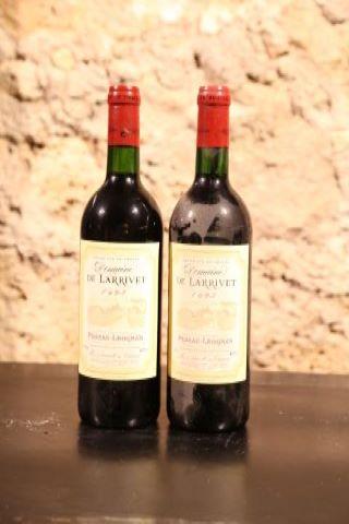 2 bouteilles 1995