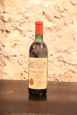 1 bouteille 1970