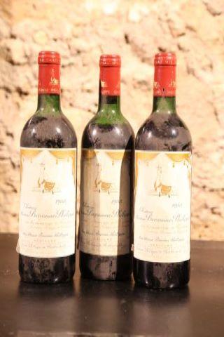 3 bouteilles 1988