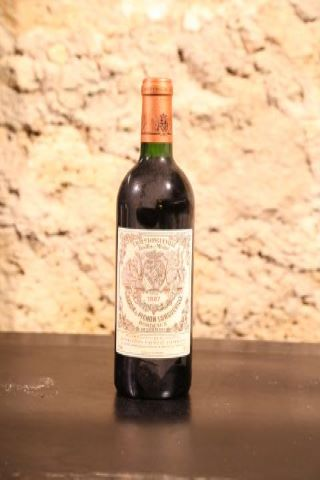 1 bouteille 1987
