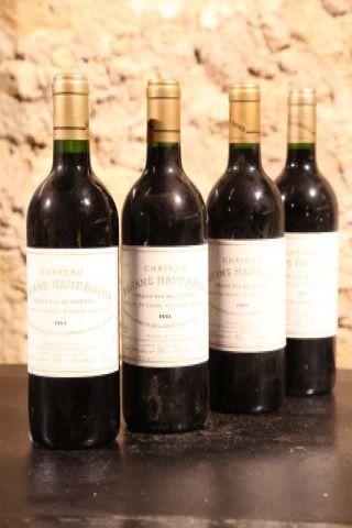 4 bouteilles 1991