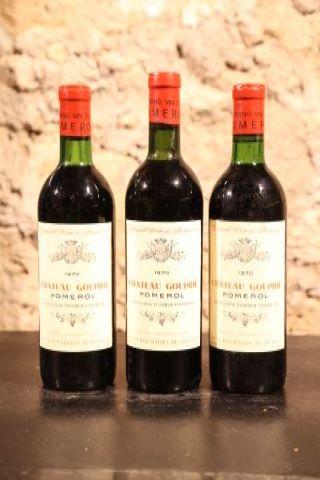 3 bouteilles 1970