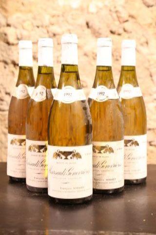 5 bouteilles 1992
