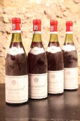 4 bouteilles 1973