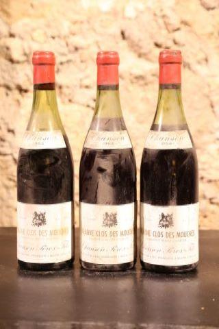 3 bouteilles 1964