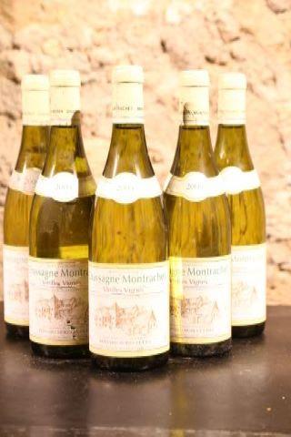 5 bouteilles 2004