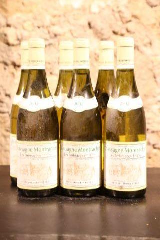 6 bouteilles de 2002