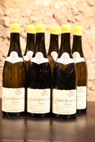 6 bouteilles 2008