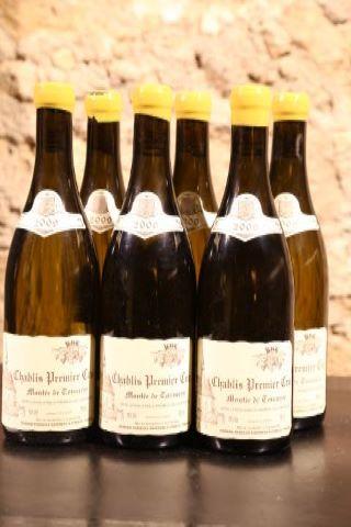 6 bouteilles 2009