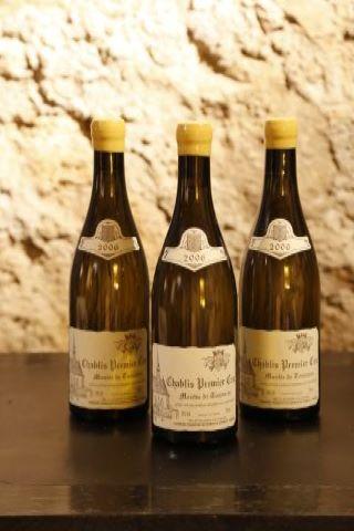 3 bouteilles 2006